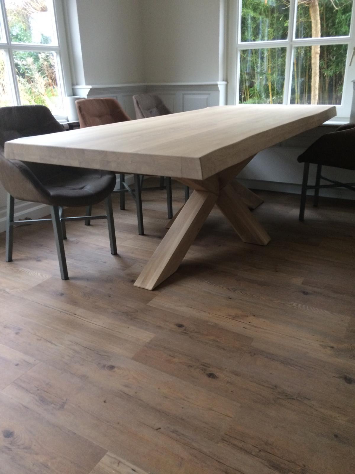 Houten tafel 3