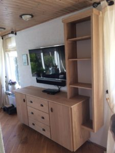 Houten tv meubel 12