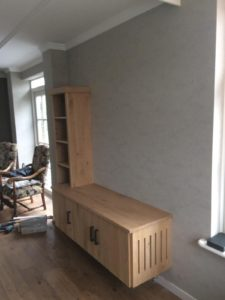Houten tv meubel 8