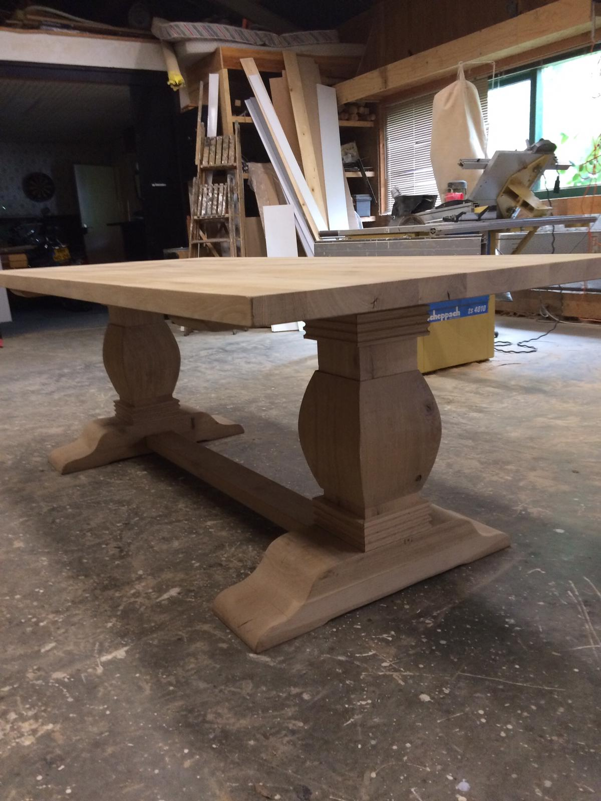 Houten tafel 5